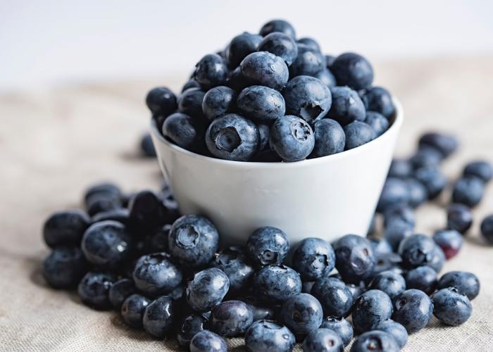 La súper fruta: el arándano