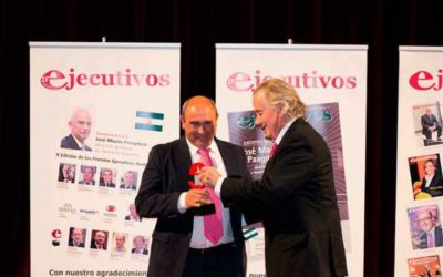The magazine 'Ejecutivos' recognizes the leadership and the international expansion of Onubafruit