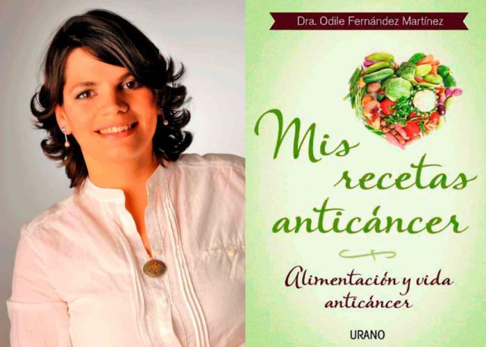 Entrevista a Odile Fernández